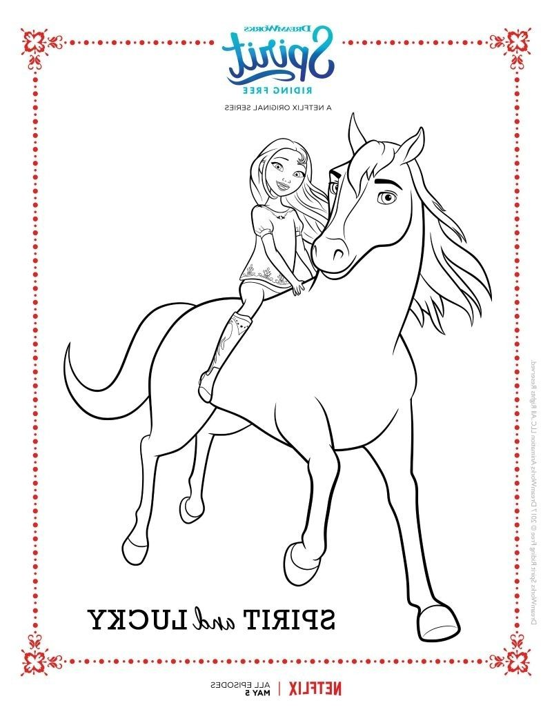 Spirit Coloring Pages Horse Coloring Pages Horse Coloring Horse Coloring Books