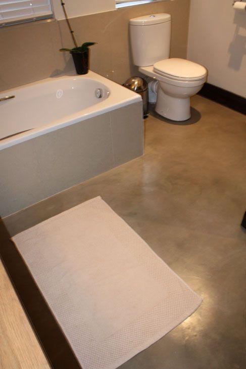 Capecrete Colour Cement Flooring