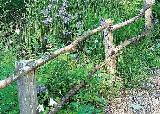 Installer des barrières champêtres | Gardens