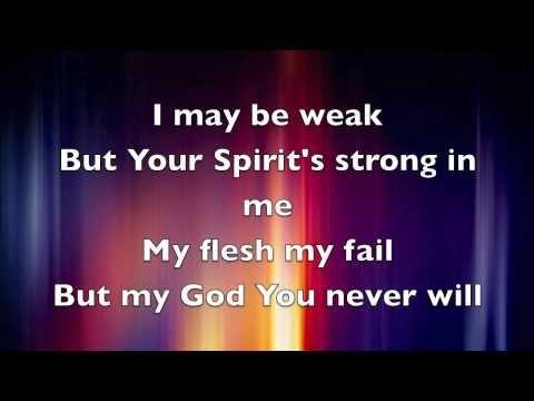 Contemporary gospel songs about faith
