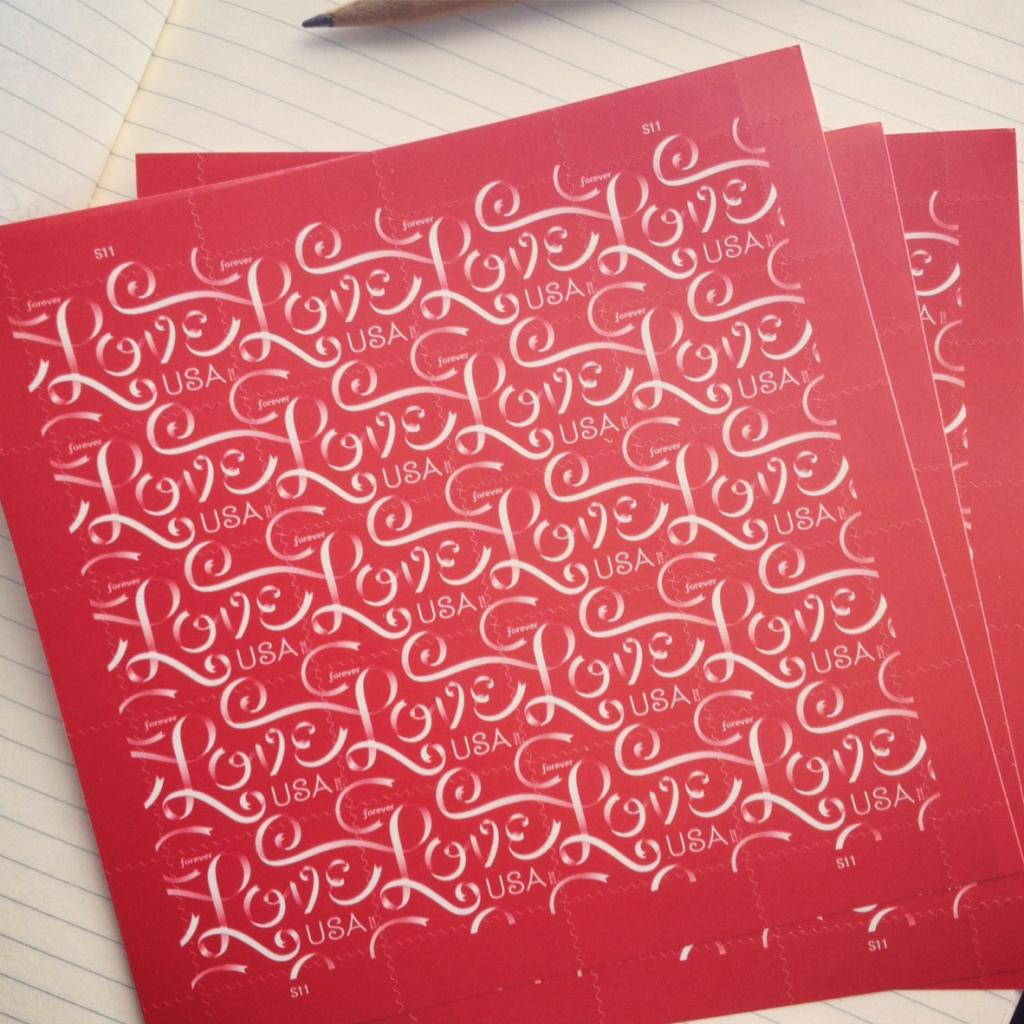 New Jessica Hische calligraphy \