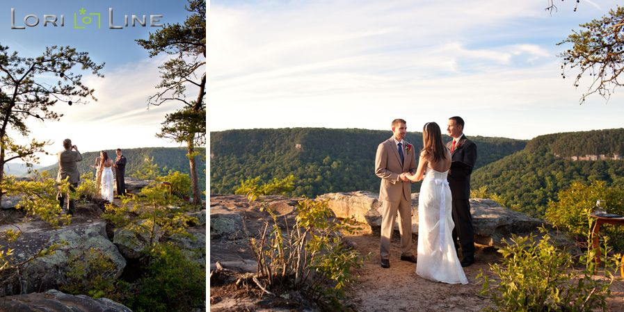 Find This Pin And More On Wedding Travis Bethany Married Buzzard S Roost Fall Creek Falls
