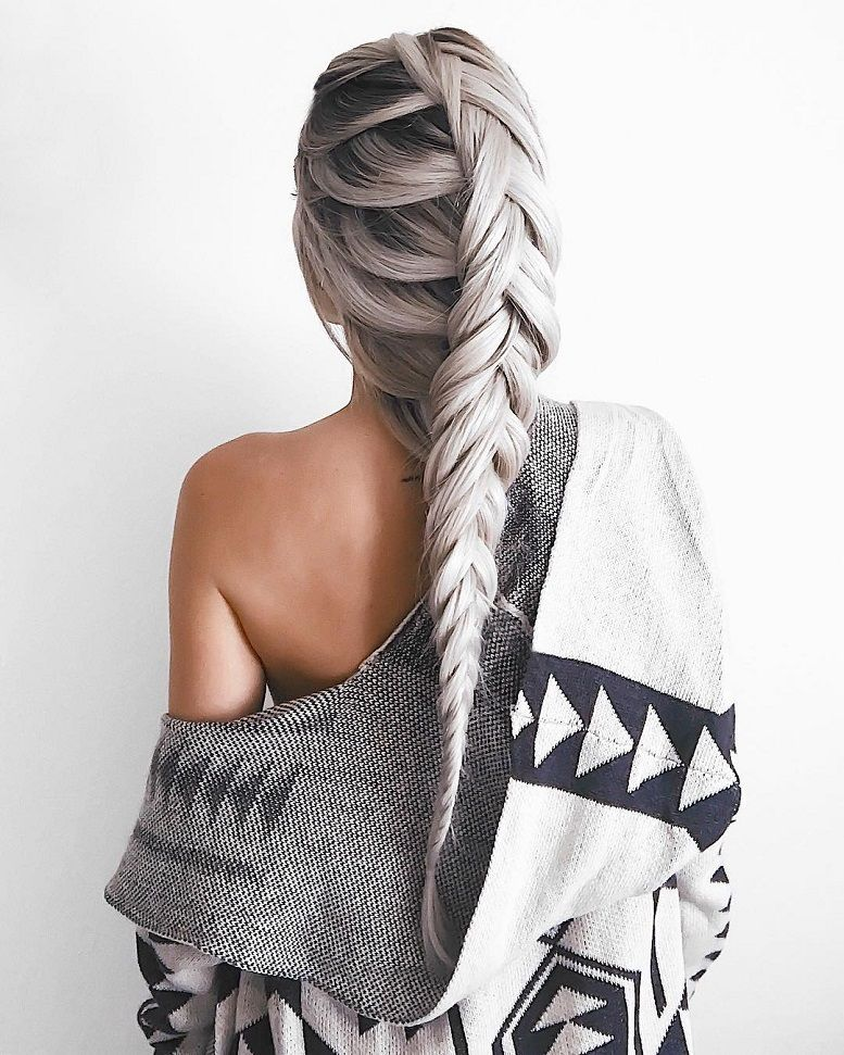 52 Trendy Chic Braided Hairstyle Ideas You Should Try - braid hairstyles #braids #braidhair #harstyles