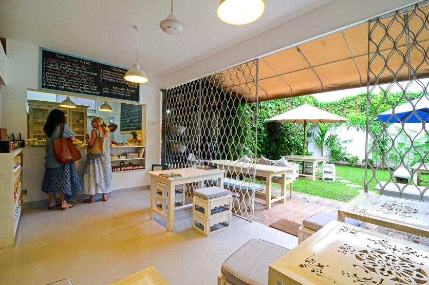 Milk & Honey Café, Colombo | Honey cafe, Cafe, Home decor