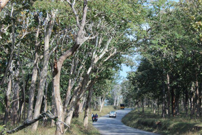 Driving form Kerala to Bangalore
