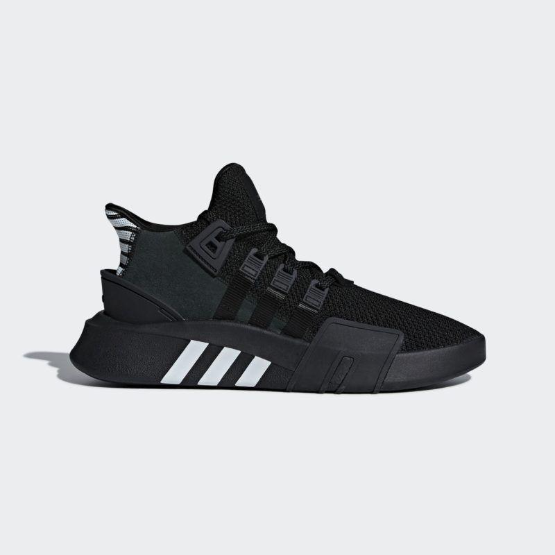 adidas EQT Bask ADV Core Black | Chaussure