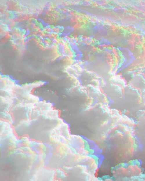 Hologram Clouds With Images Aesthetic Backgrounds Aesthetic