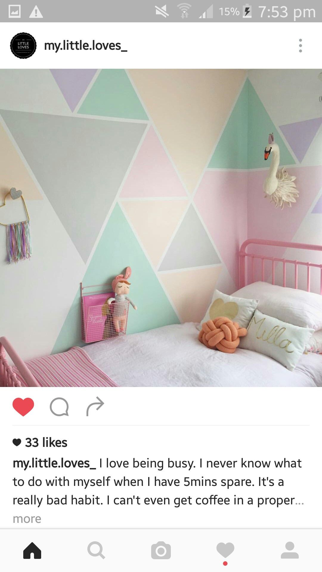 Pinjessie Gray On Kids Rooms  Pinterest  Room Girls Magnificent Girl Bedroom Paint Designs Design Ideas