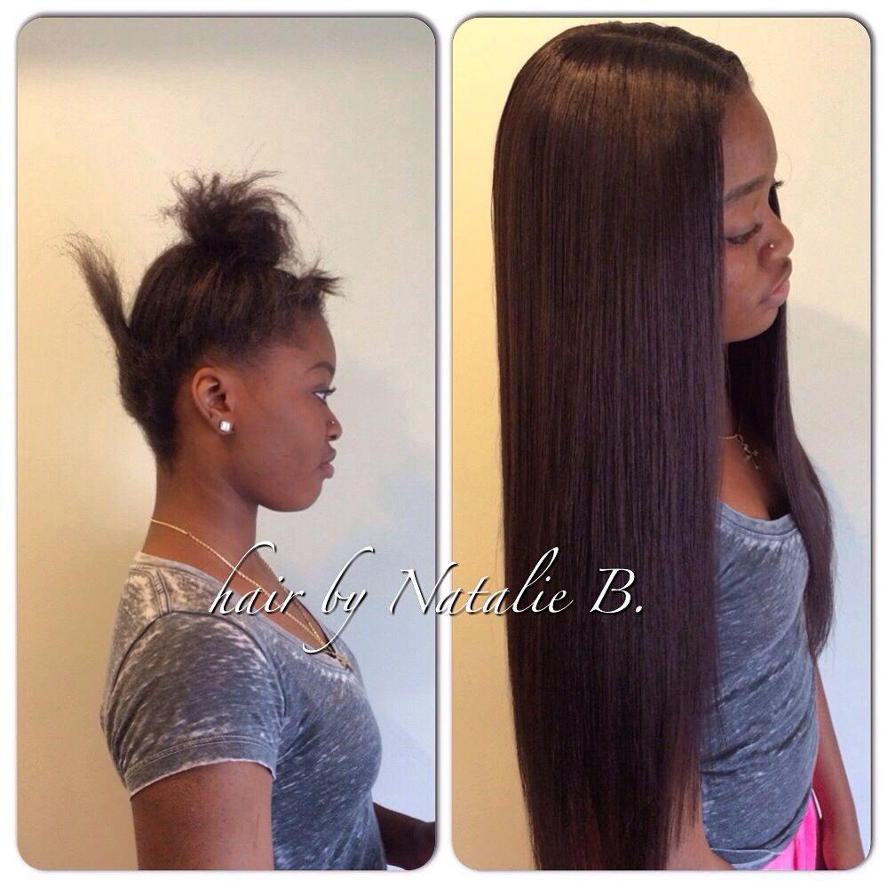Flawless Sewin Hair Weaves By Natalie B @natalie Jost Jost Jost Birdsong