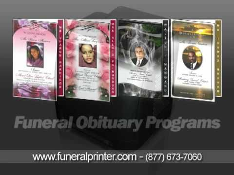 Microsoft Word Insert an Photo into an Oval Frame Funeral Program - free funeral program template