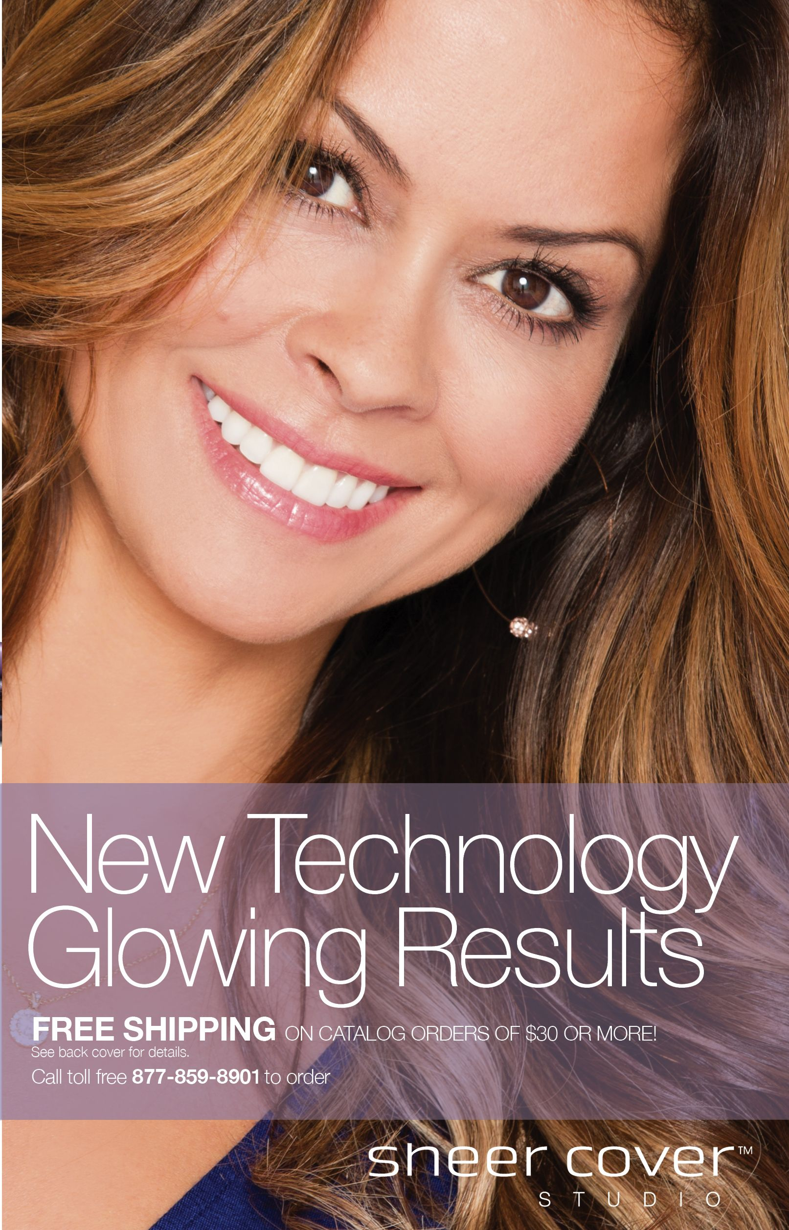 Sheer Cover Studio Catalog *BEAUTY SECRETS* Makeup