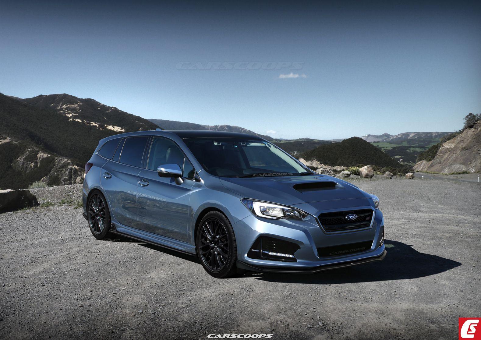 Subaru Levorg Wrx Wagon