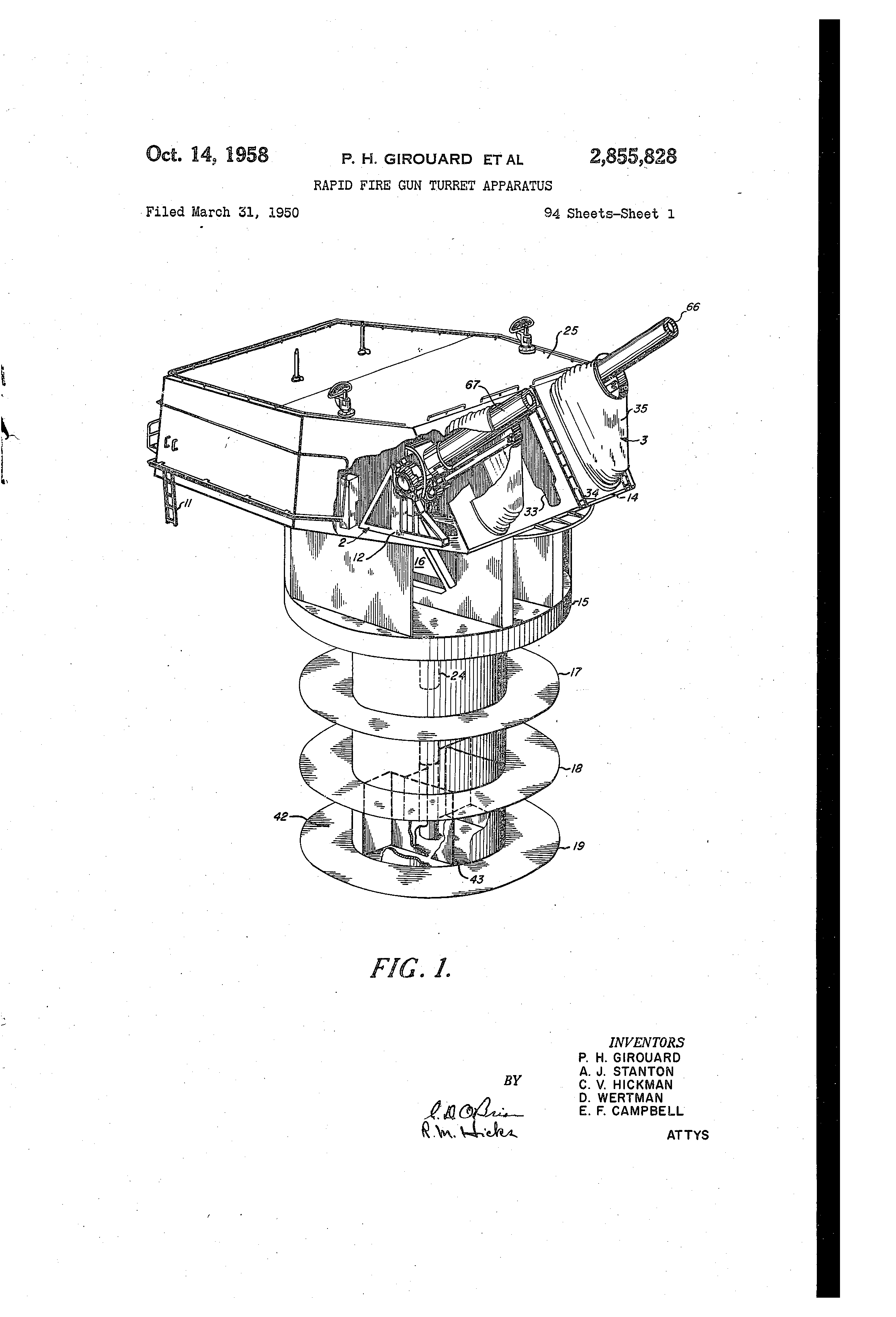 Pin On Weapons And Military Patents