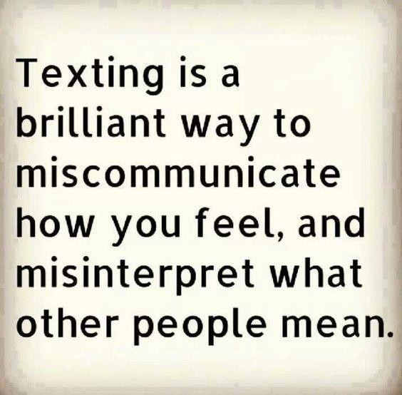 Texting Humor