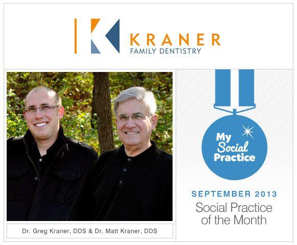 Kraner Family Dentistry Makes Patients Feel Like Family Mysocialpractice Social Practice My Social Practice Family Dentistry