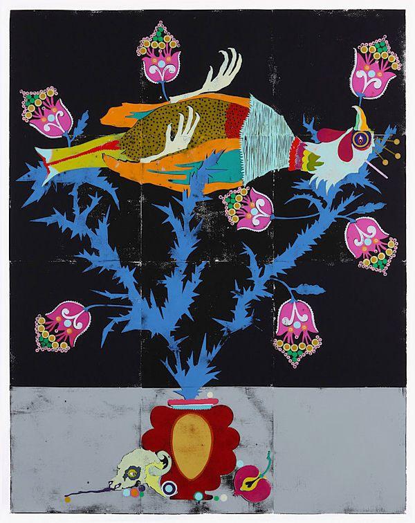 art > strange brothers. | THE FLOOD