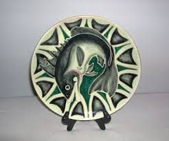 carved pottery decoration - Google Search