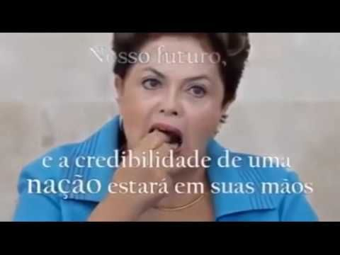 Pessoal vejam isso que coisa Dilma quer excluir esse vídeo tão dizendo q...