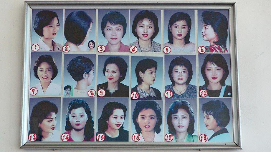 Frisuren Nordkorea Frisurentrends Life In North Korea North Korea Korean Haircut