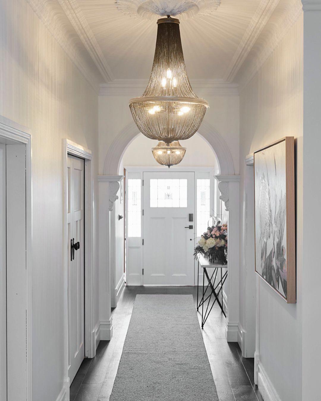 Simple Kitchens Open Kitchen Design Ideas Small Designs: Narrow Hallway Decorating, Small Hallways