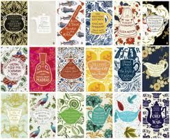 Front covers of Great Food series - Penguin Books