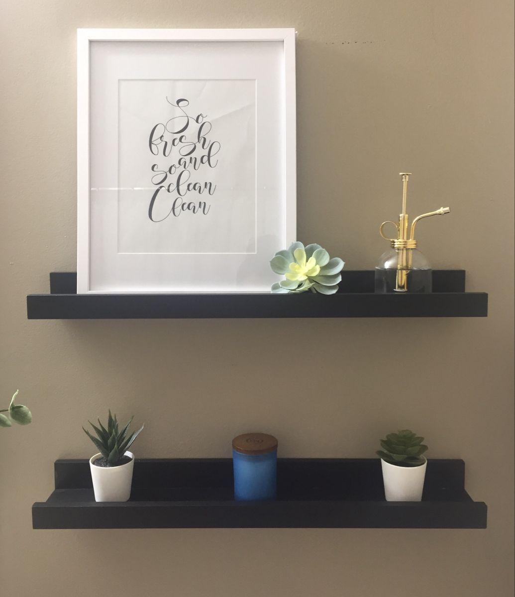 #bathroomdecor #bathroomideas #shelfdecorating #plants #homedecorideas #homesweethome #simplehomedecor