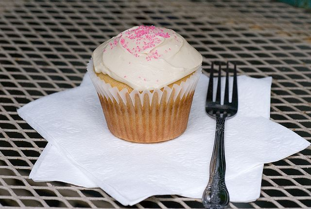 recipe for a single cupcake!!!! :)   by a sweet road, via Flickr