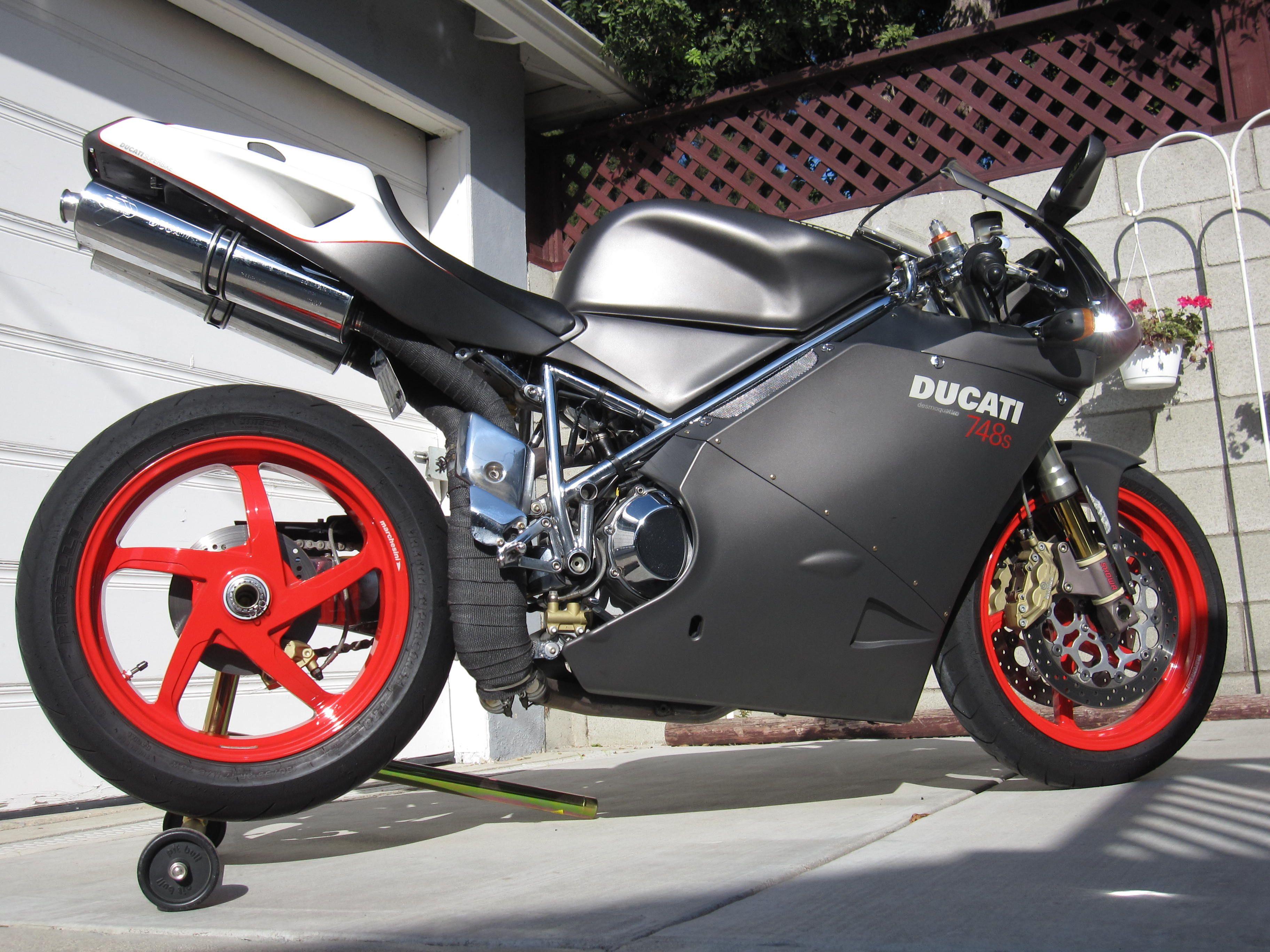 Ducati 748 Senna Ducati 748 Ducati Ducati Motorbike