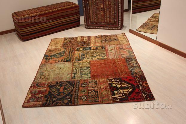 Tappeti patchwork - Arredamento e Casalinghi In vendita a Torino