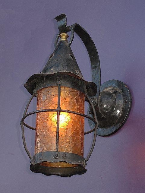 Vintage Cottage Style Porch Light In 2019 Antique