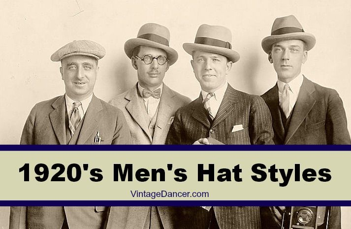 78c90f26d08 History and shopping guide to 1920s mens hat styles  flat cap