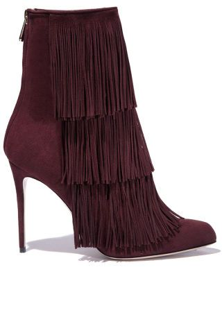 20 fringe boot styles that will have you swooning this fall. Check out these exclusive BAZAAR picks: