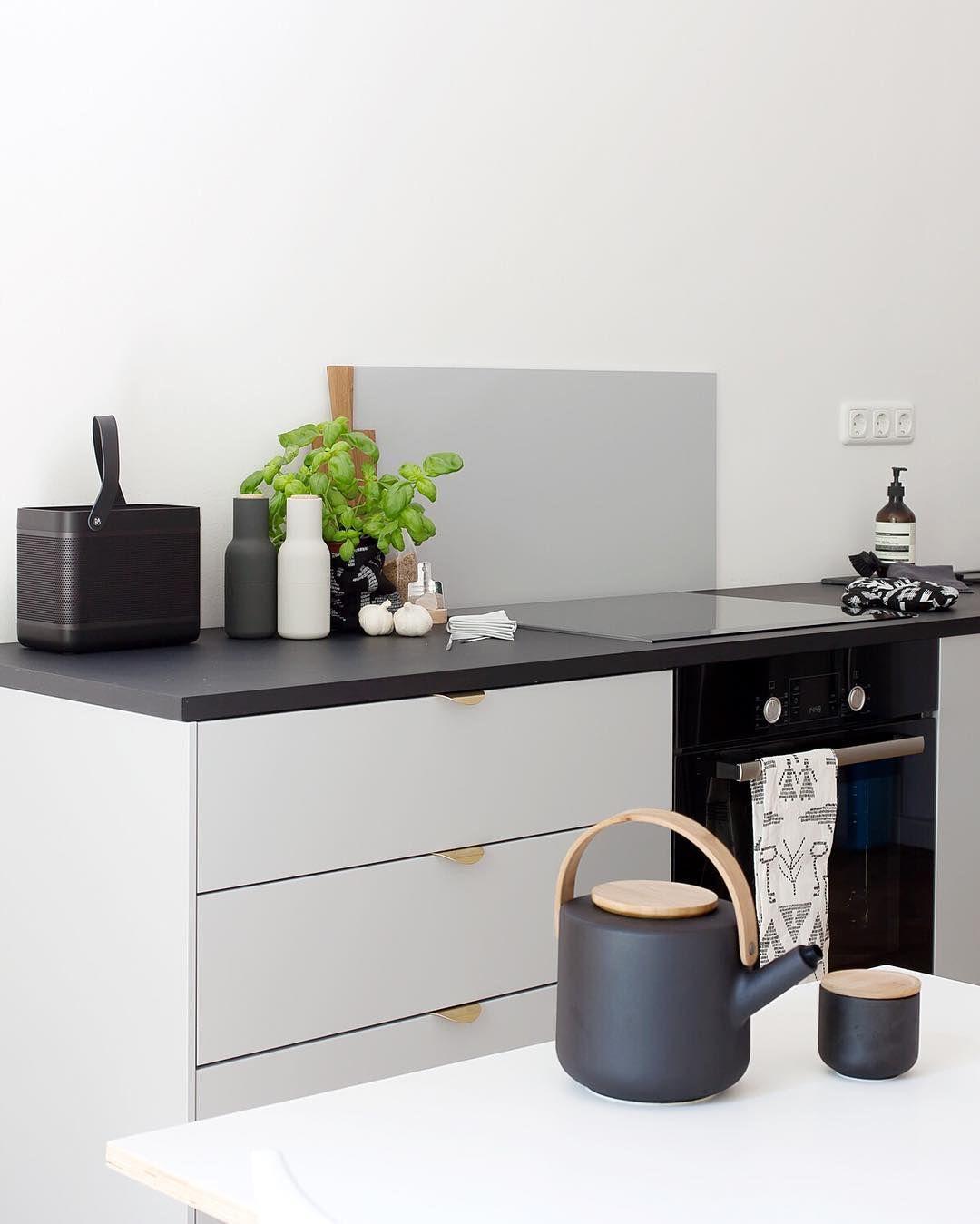 Kitchen Design Handles: A Glimpse Of Our New Kitchen