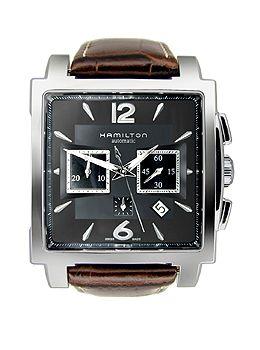 Hamilton Men's JazzMaster watch H32666535 http//www