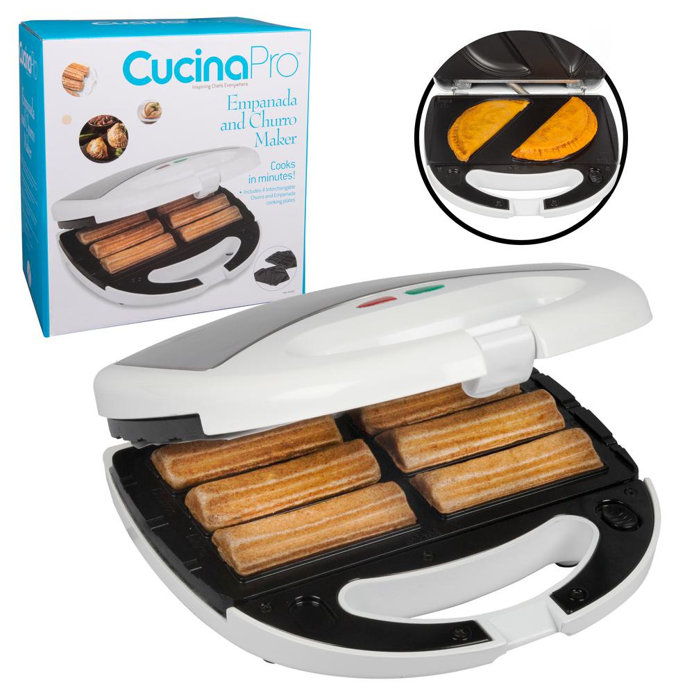 Amazon Cucinapro Cucinapro Empanada And Churro Maker White Products Pinterest