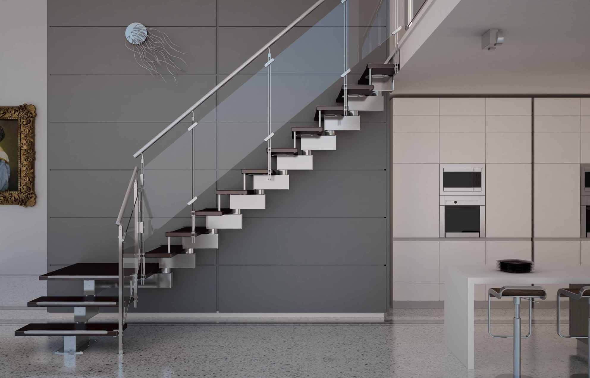 Best 12 Finest Innovative Staircase Design For Your Modern 400 x 300