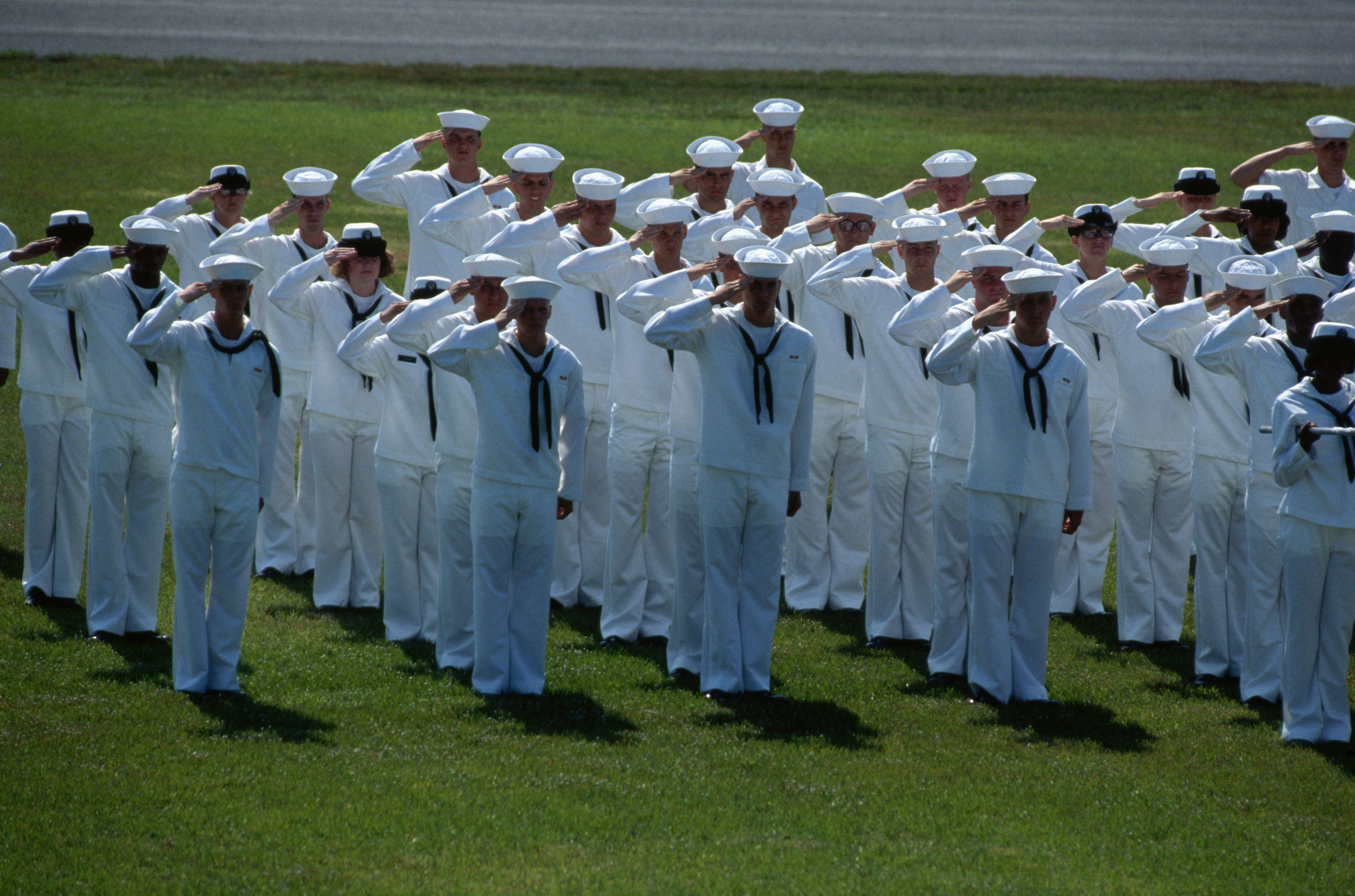 What Happens During Navy Boot Camp Navy Seabees Navy Basic Training Navy Military