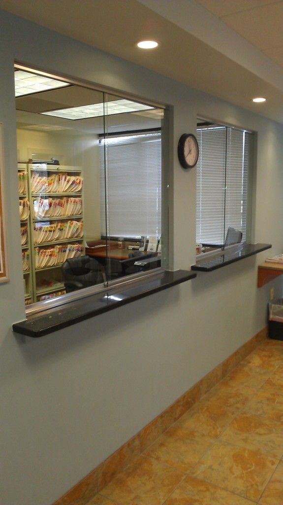 Sliding Window For Doctors Office 040113 Customized Glass Projects Pinterest Sliding