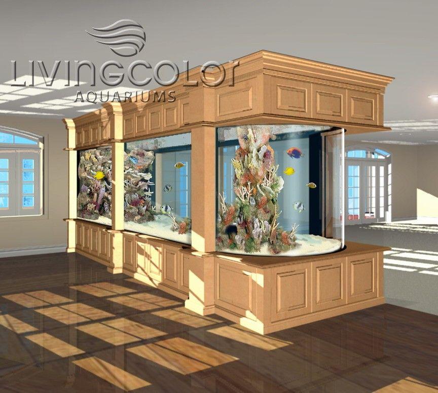 Saltwater Aquarium Our dream house Pinterest Peceras, Acuario