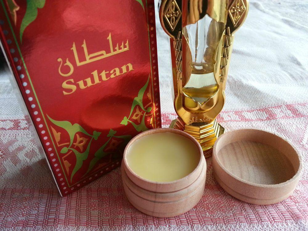Gorgeous Solid Exotic Perfume Cream Sultan Al Haramain
