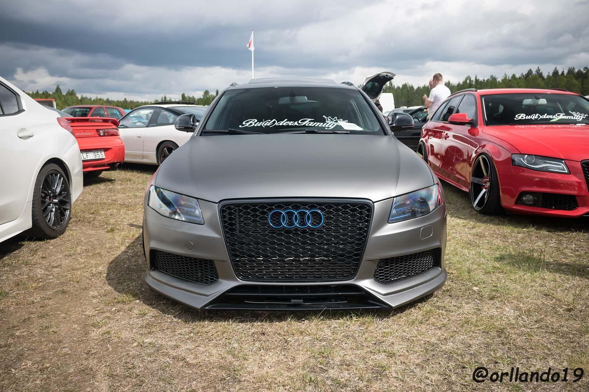 Audi A4 B8 Audi Audi A4 Car Goals