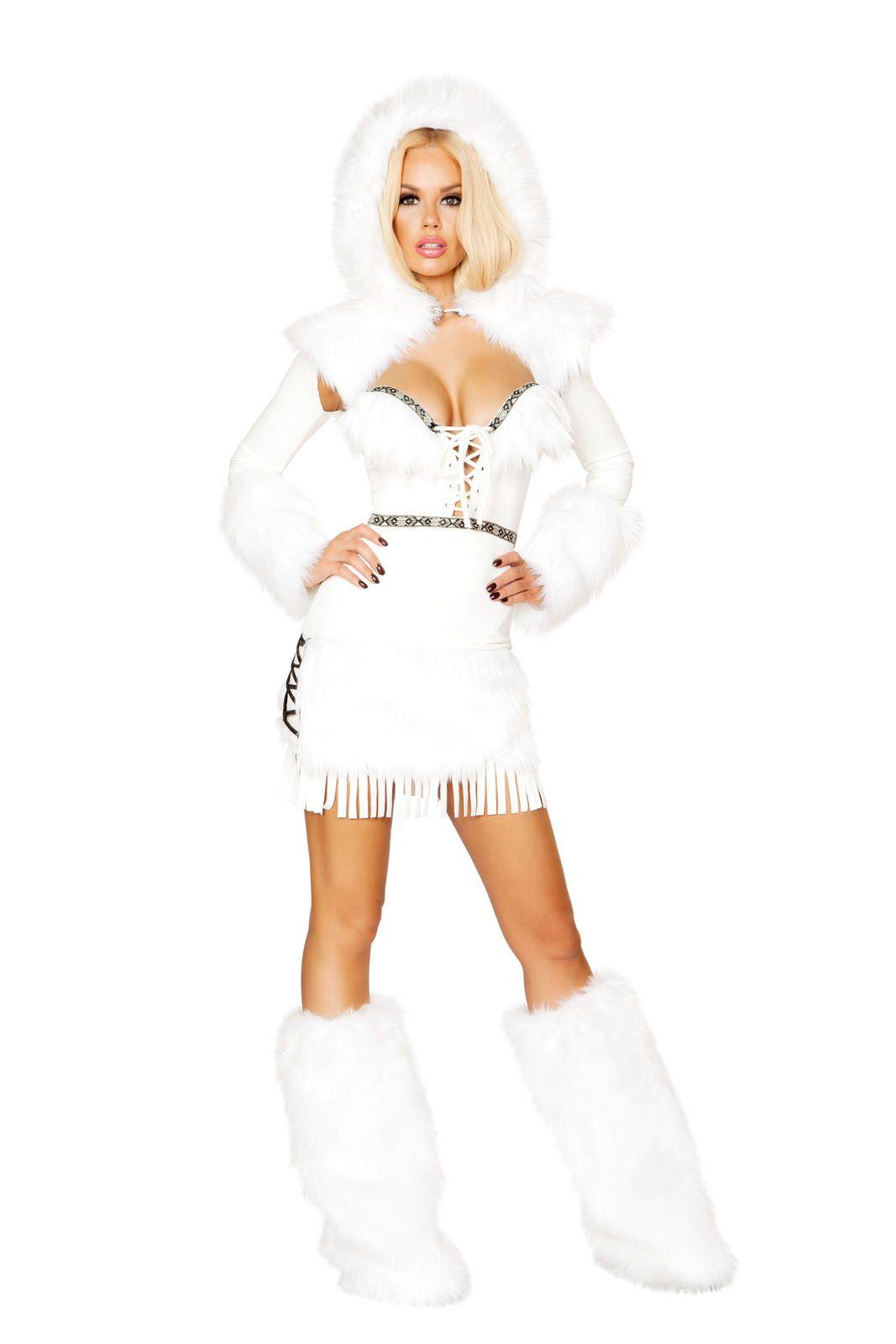 Eskimo Beauty Costume New Halloween Costumes 2017  Sexy -7403