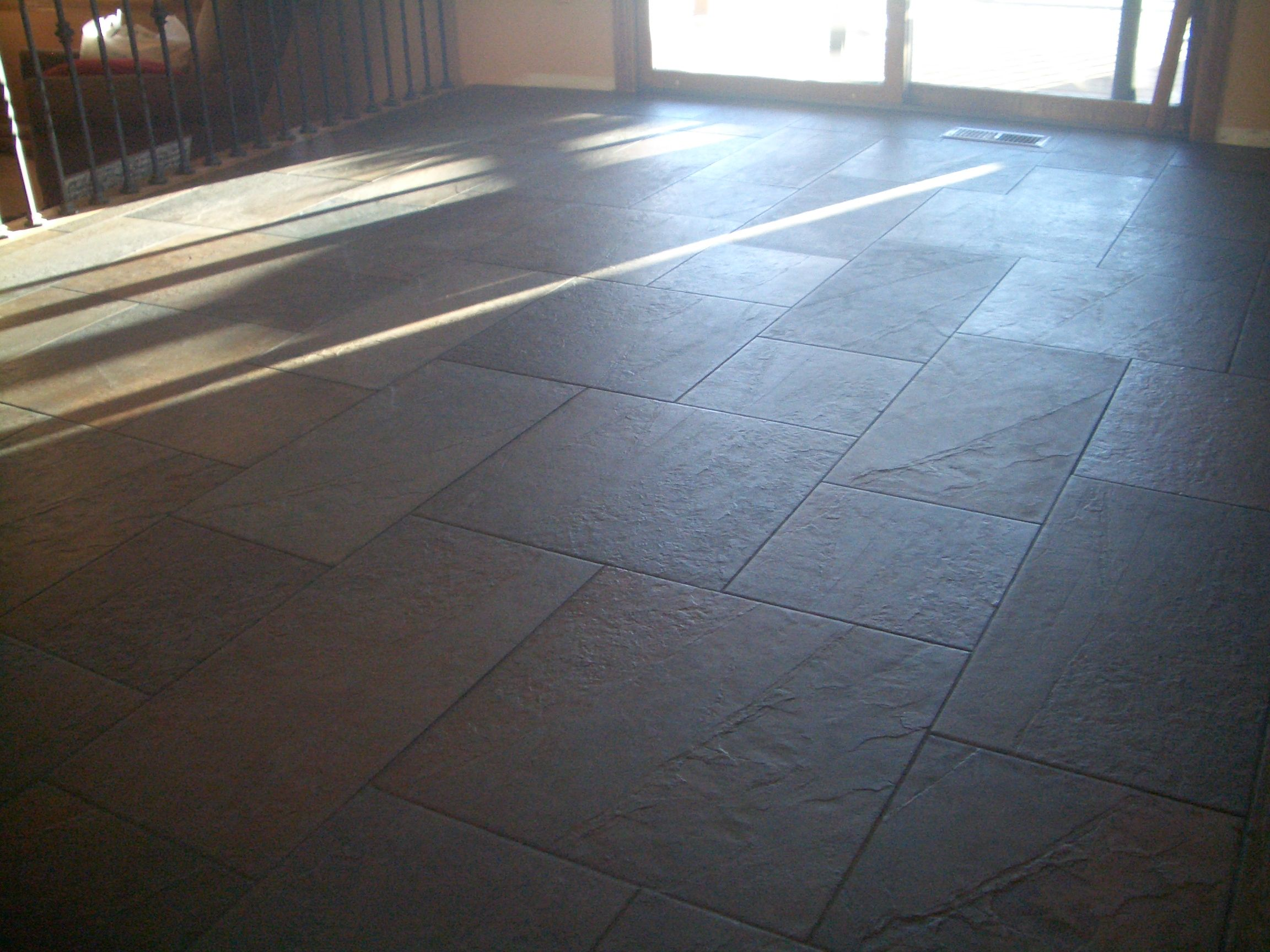 Slate look tile flooring gallery home flooring design slate look tile flooring twobiwriters porcelain slate look tile that looks like marialoaizafo gallery doublecrazyfo Images