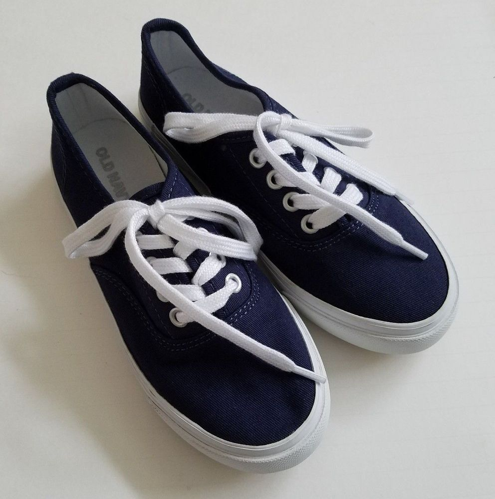 d613e0e6811 Old Navy Athletic Tennis Shoes Navy White Size 13 NEW  fashion  clothing   shoes  accessories  babytoddlerclothing  babyshoes (ebay link)