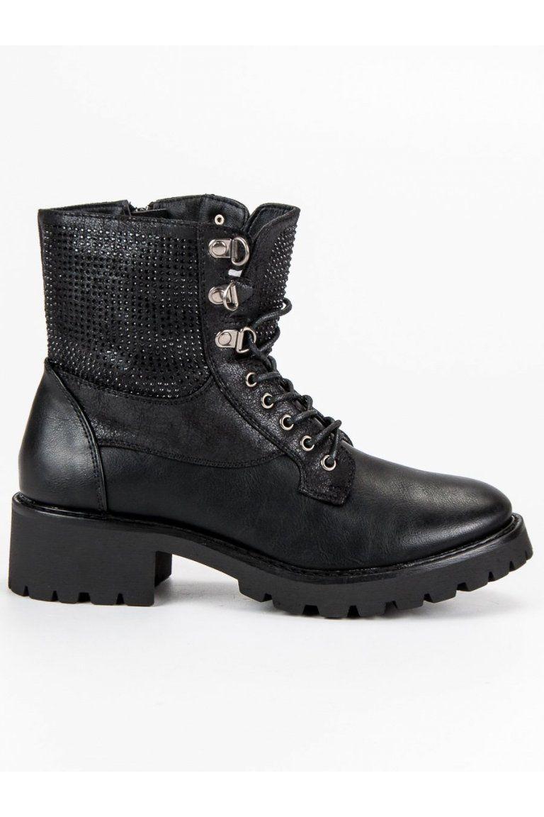 3c0e888ca Hnedé workery na platforme Ideal Shoes | Čižmy Workery - NAJ.SK | Shoes