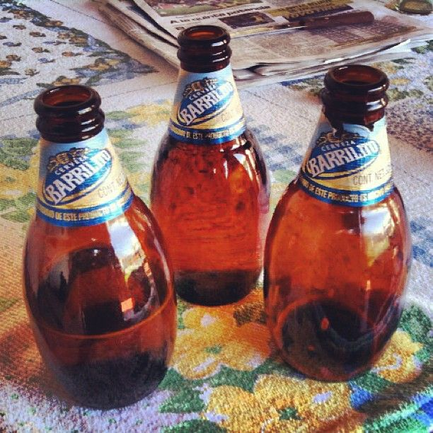 Barrilitos beer from Mexico   Refreshing! ~Mr  Bee | Bee