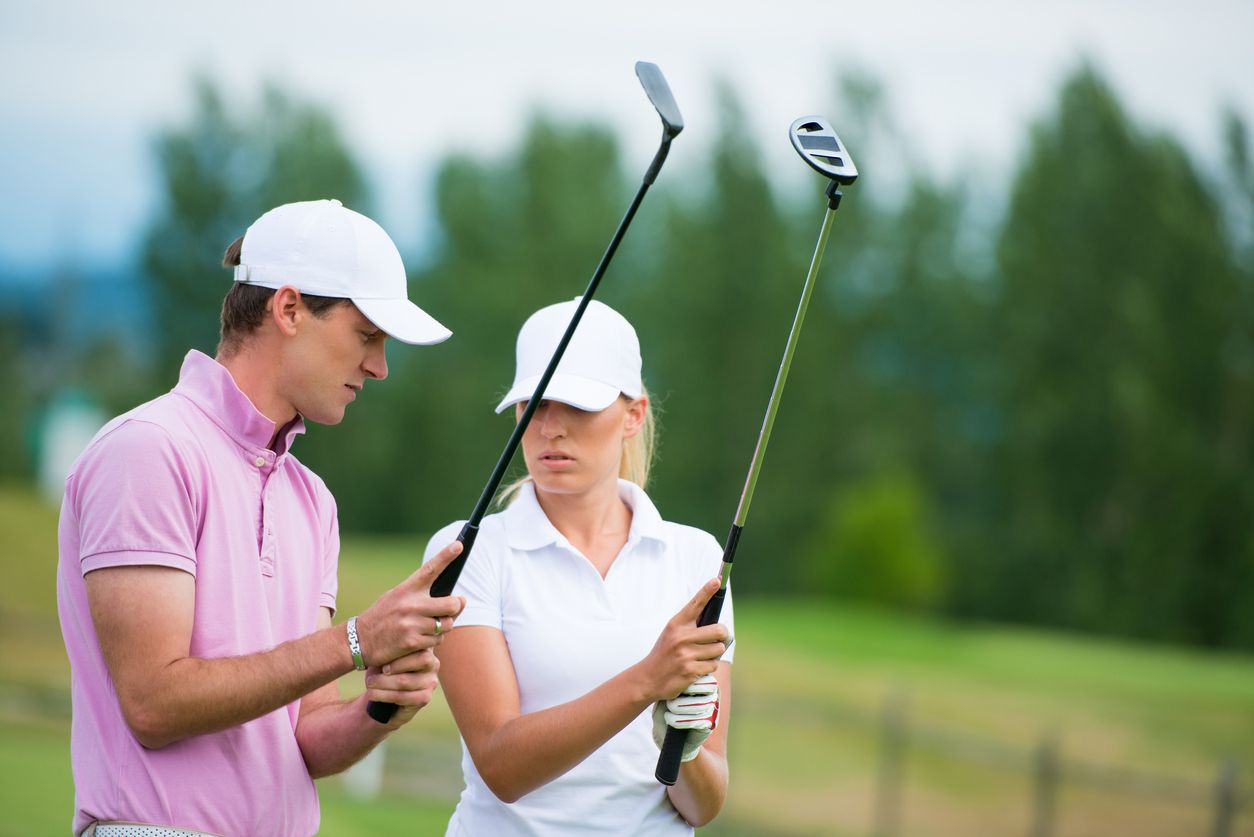 Starting A Golfing Career Golf lessons, Golf swing, Golf