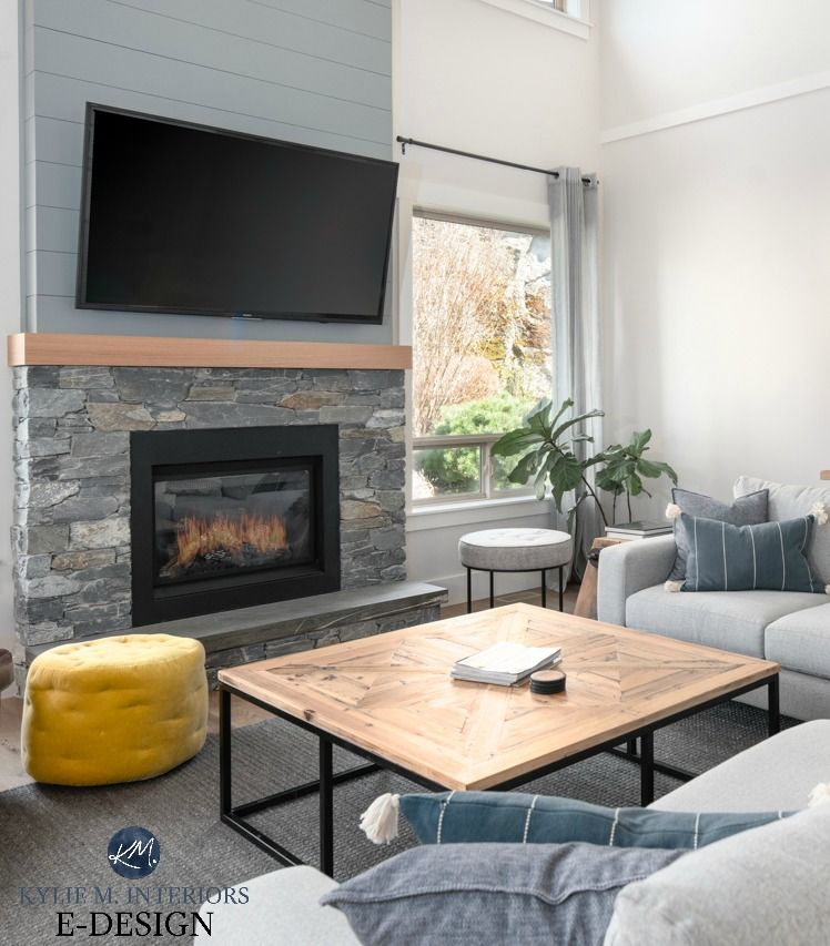 Our Open Layout Living Room: Before And After Photos