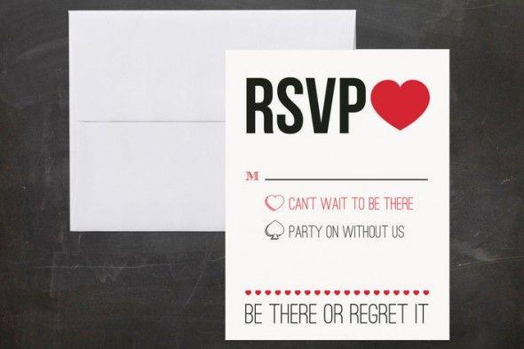 Wedding Invitation Regrets: Wedding Rsvp Wording How To Uniquely Word Your Wedding