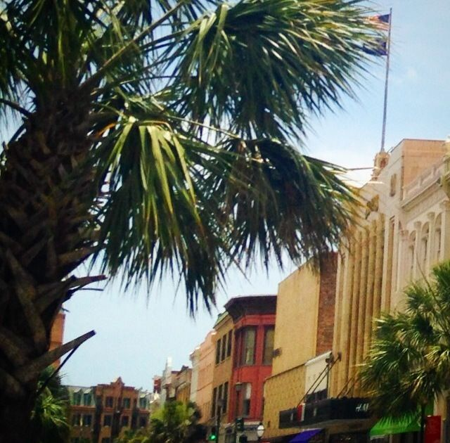 Daniels Island Charleston Sc: A Glimpse Of Upper King Street